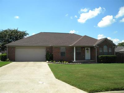 Searcy Single Family Home For Sale: 421 Audley Bolton Drive