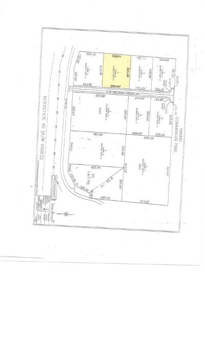 Morrilton Residential Lots & Land For Sale: Lot 2 Harris Commercial Park