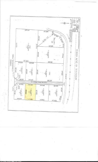 Morrilton Residential Lots & Land For Sale: Lot 3 Harris Commercial Park