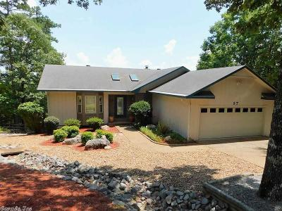 Hot Springs Vill., Hot Springs Village Single Family Home For Sale: 27 Derecho Way