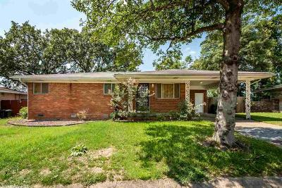North Little Rock Single Family Home For Sale: 5429 Chauvin Drive