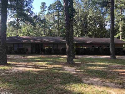 Pine Bluff Single Family Home For Sale: 6701 Whiteville Road