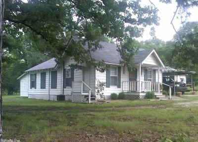 Saline County, Hot Spring County Single Family Home For Sale: 6752 Hwy 67 Highway