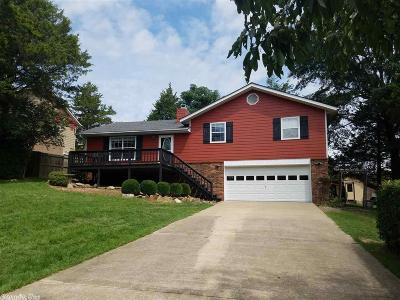 Single Family Home For Sale: 1248 N Scenic Drive