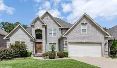 Little Rock Single Family Home For Sale: 40 Commentry Drive