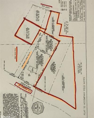 Cass County Residential Lots & Land For Sale: Hwy. 59 N