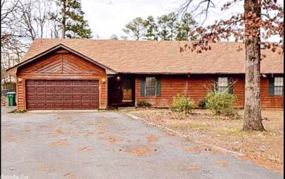 North Little Rock Single Family Home For Sale: 10308 Panther Mountain Rd