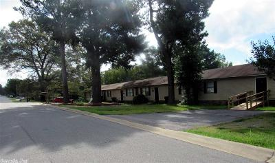 Morrilton Multi Family Home For Sale: Branch And Levi Streets