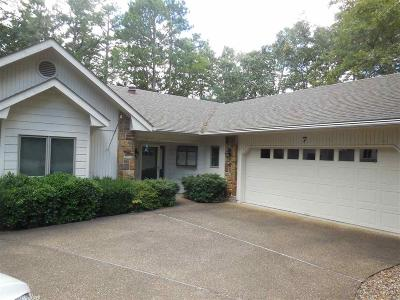 Hot Springs Vill. AR Condo/Townhouse For Sale: $175,000