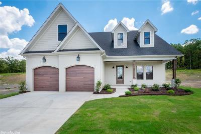Little Rock Single Family Home For Sale: 15 Belles Fleurs