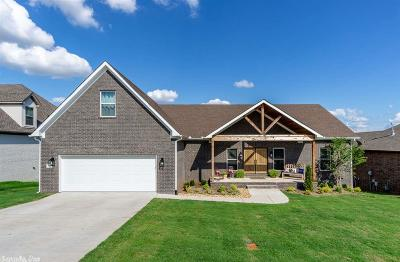 Faulkner County Single Family Home For Sale: 320 Chalice Drive