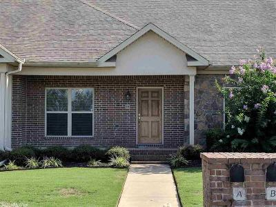 Searcy Condo/Townhouse For Sale: 1B Southpointe