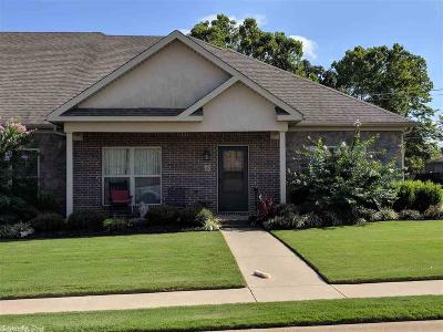 Searcy Condo/Townhouse For Sale: 1C Southpointe