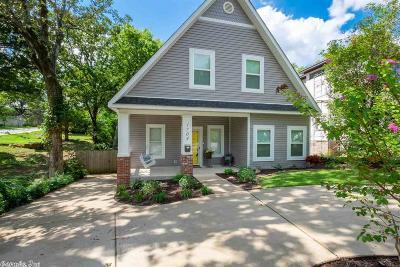 Little Rock Single Family Home For Sale: 1704 N Fillmore Street