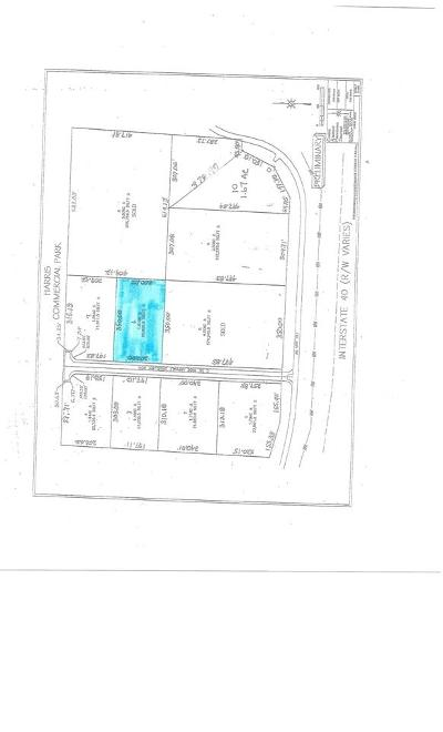 Morrilton Residential Lots & Land For Sale: Lot 6 Harris Commercial Park