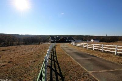 Garland County Single Family Home For Sale: 1325 Caddo Gap Road #1381 Cad