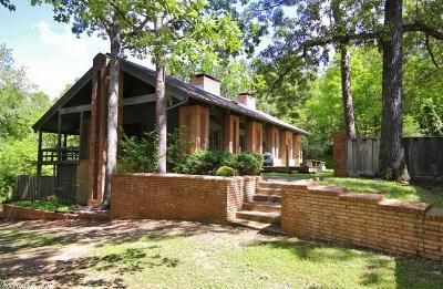 Roland Single Family Home For Sale: 8101 Barrett Road