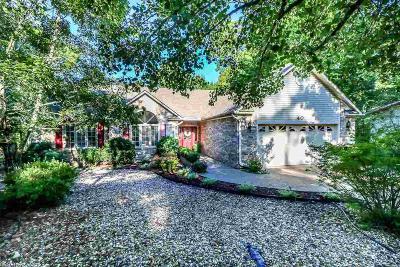 Hot Springs Village, Hot Springs Vill. Single Family Home For Sale: 40 Delgado Way #2/2 ganc