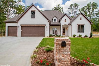Little Rock Single Family Home For Sale: 411 Ensbury Drive