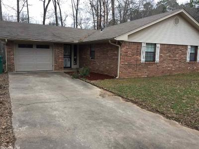 Pine Bluff Single Family Home For Sale: 1107 E 41st