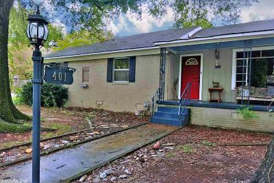 Little Rock Single Family Home For Sale: 401 S Valmar