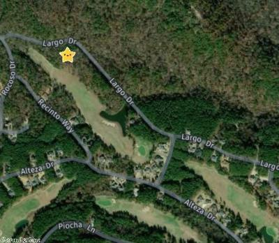 Hot Springs Village Residential Lots & Land Back On Market: 8 Largo Drive