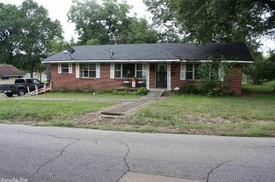 Nashville AR Single Family Home For Sale: $85,000
