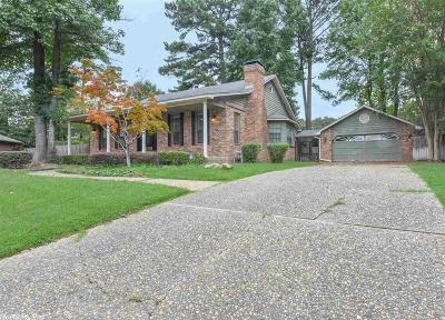 Maumelle Single Family Home For Sale: 12 Sharondale Place