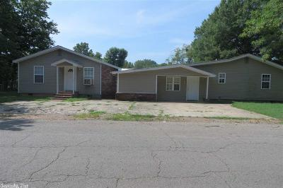 Russellville Multi Family Home Price Change: 230 E 15th St