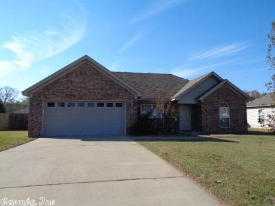 Jacksonville Single Family Home For Sale: 1001 Stevenson Cv