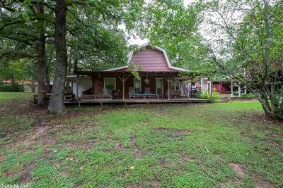 Benton Single Family Home For Sale: 9455 Congo Road
