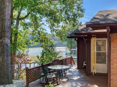 Garland County Single Family Home New Listing: 134 Riverside Drive
