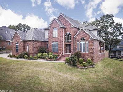 North Little Rock Single Family Home For Sale: 2508 Calico Creek Drive