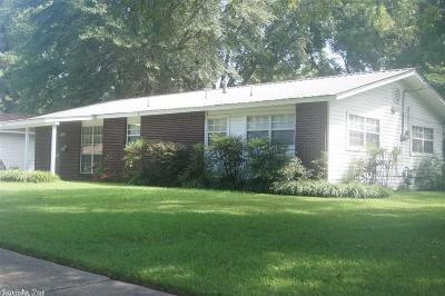 Pine Bluff Single Family Home New Listing: 1401 Brentwood