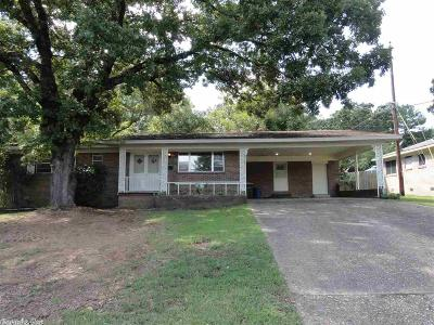 North Little Rock Single Family Home New Listing: 5613 Sonora Drive