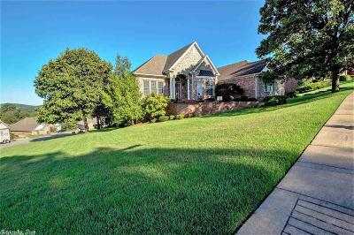 Little Rock Single Family Home For Sale: 42 Ranch Ridge Road