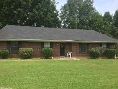 Pine Bluff AR Single Family Home For Sale: $165,000