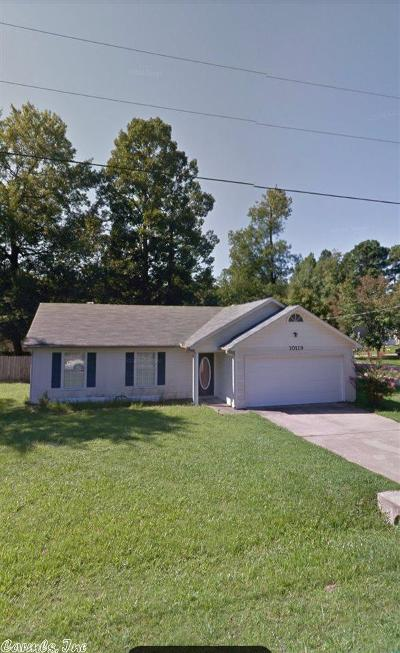 Saline County Single Family Home For Sale: 10119 Pleasant Oaks Drive
