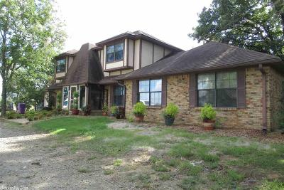 Beebe Single Family Home New Listing: 655 Louie Pruitt Rd
