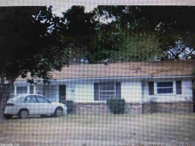 Pine Bluff Single Family Home New Listing: 3309 Lilac St.