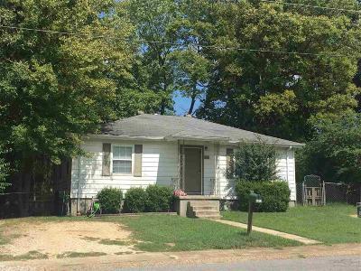 Saline County Single Family Home For Sale: 1018 E Sevier Street
