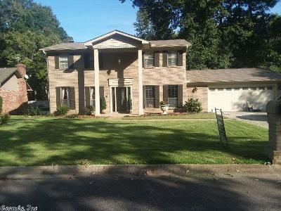 North Little Rock Single Family Home New Listing: 20 Dove Creek Circle