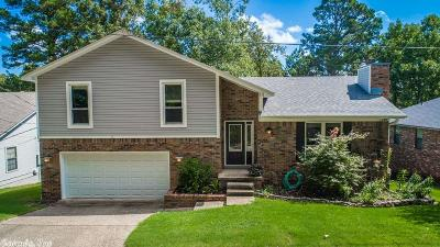 Little Rock Single Family Home New Listing: 8 Pine Way