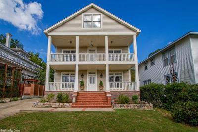 Little Rock Single Family Home New Listing: 1022 Kavanaugh