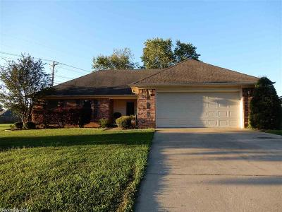 Cabot Single Family Home New Listing: 36 Nevada Lane