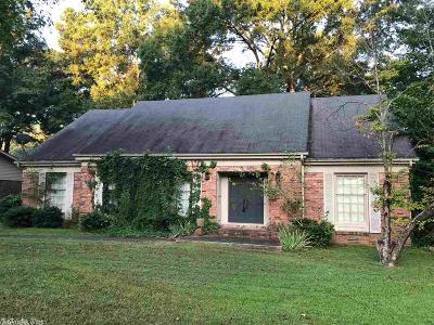 Jacksonville Single Family Home For Sale: 1208 Oakhurst