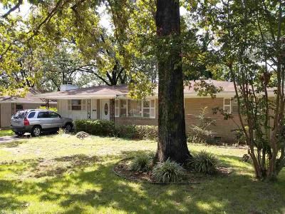 North Little Rock Single Family Home New Listing: 17 La Vista Drive