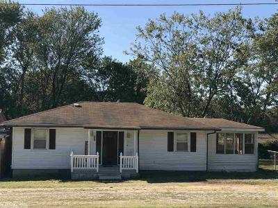 Pollard AR Single Family Home New Listing: $68,000