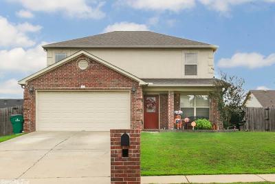 Cabot Single Family Home New Listing: 14 Daytona