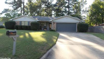Pine Bluff Single Family Home New Listing: 5804 S Plum St